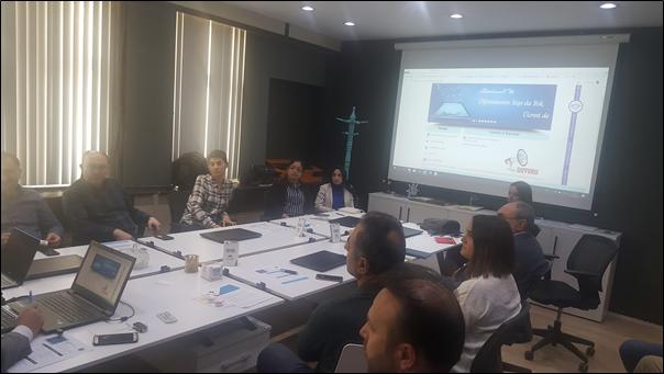 """AtademiX'in faaliyete geçirilmesi projesi kapsamında """"Proje Yazma"""" dersi tasarlanmaya başlandı"""