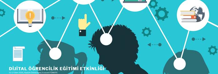 TÜBİTAK 2237 Kapsamında Dijital Öğrencilik Eğitimi Etkinliği Düzenlendi